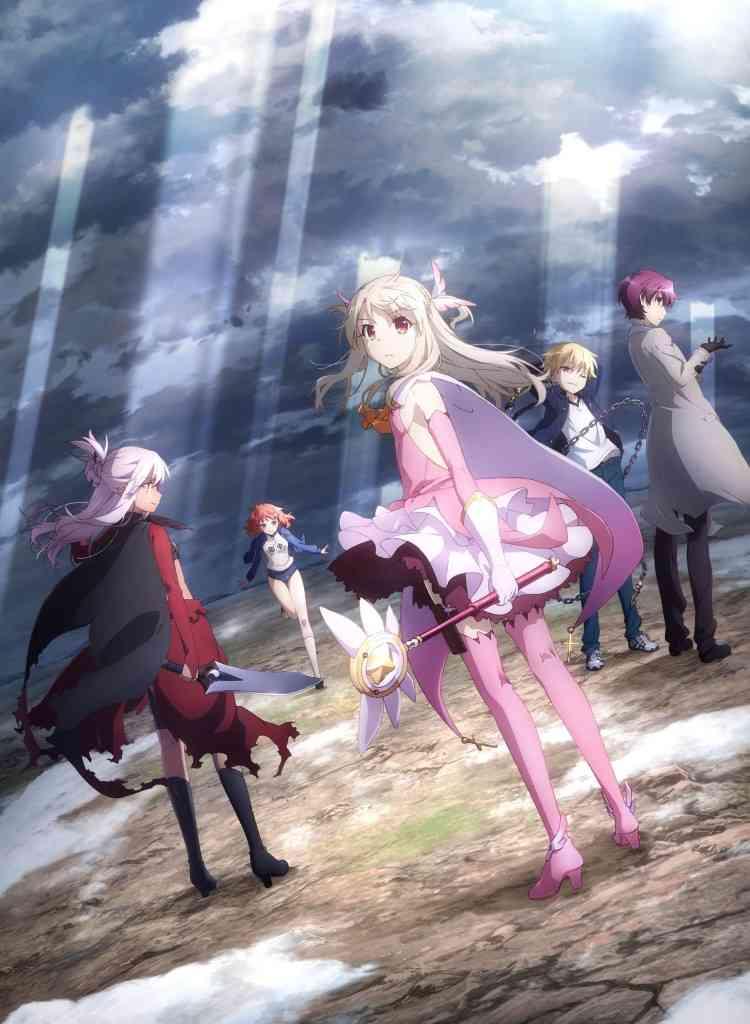 Fate Kaleid Liner Prisma Illya 3rei!! สาวน้อยเวทมนตร์อิลิยะ ภาค4 ตอนที่ 1-12 ซับไทย [จบแล้ว]+Sp