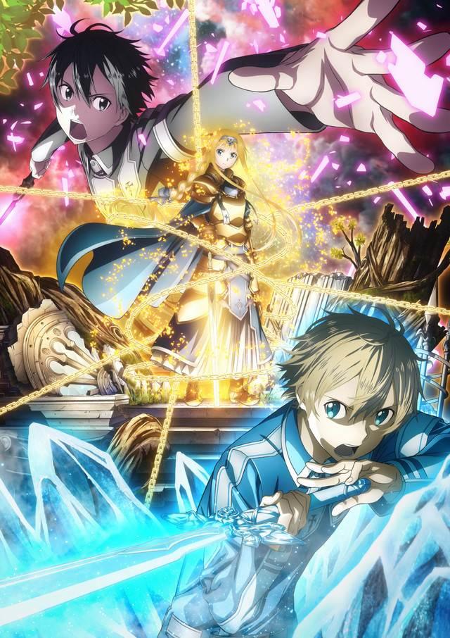 Sword Art Online Alicization ซอร์ดอาร์ตออนไลน์ ภาค3 ตอนที่ 1-24 ซับไทย [จบแล้ว]+18.5