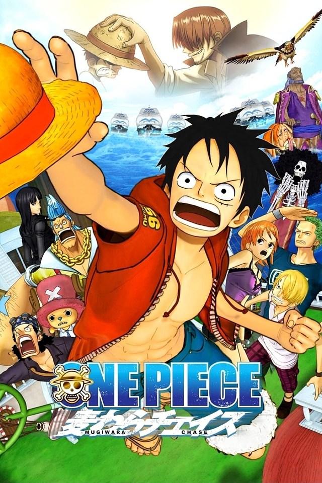 One Piece The Movie 11 วันพีซ 3D ผจญภัยล่าหมวกฟางสุดขอบฟ้า (พากย์ไทย) [จบแล้ว]
