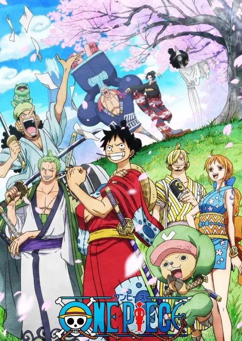 One Piece วันพีช ซีซั่น 21 ดินแดนวาโนะ ตอนที่ 892-923 ซับไทย [ตอนใหม่ล่าสุด]