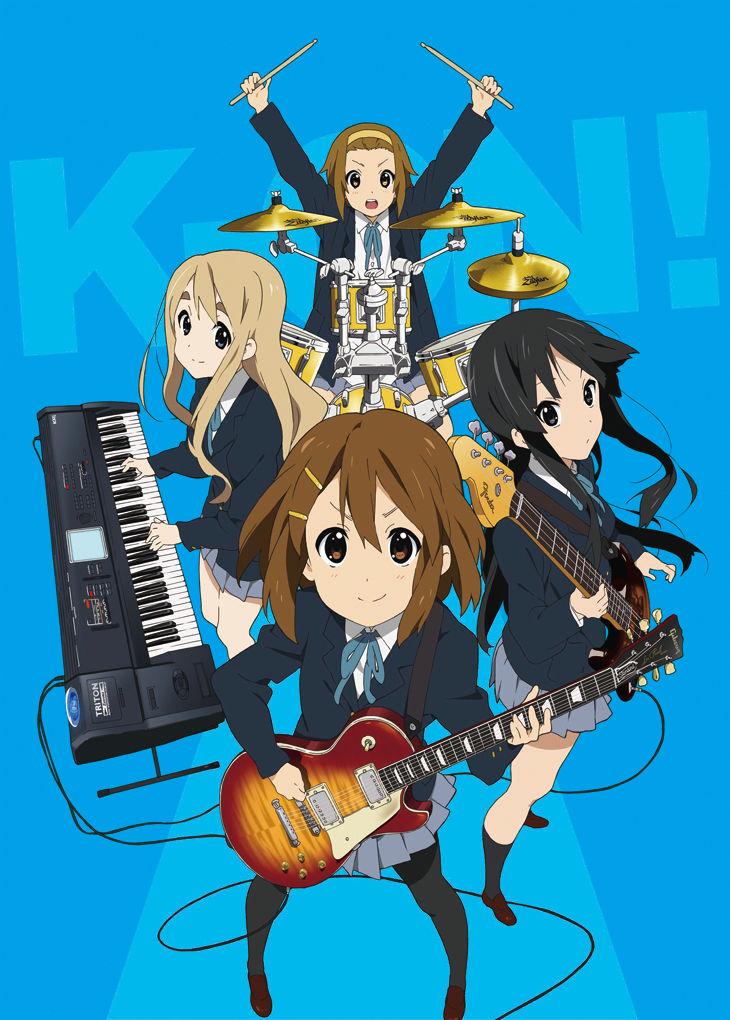 K-ON! เค-อง! ก๊วนดนตรีแป๋วแหวว ภาค1 ตอนที่ 1-14 พากย์ไทย [จบแล้ว]