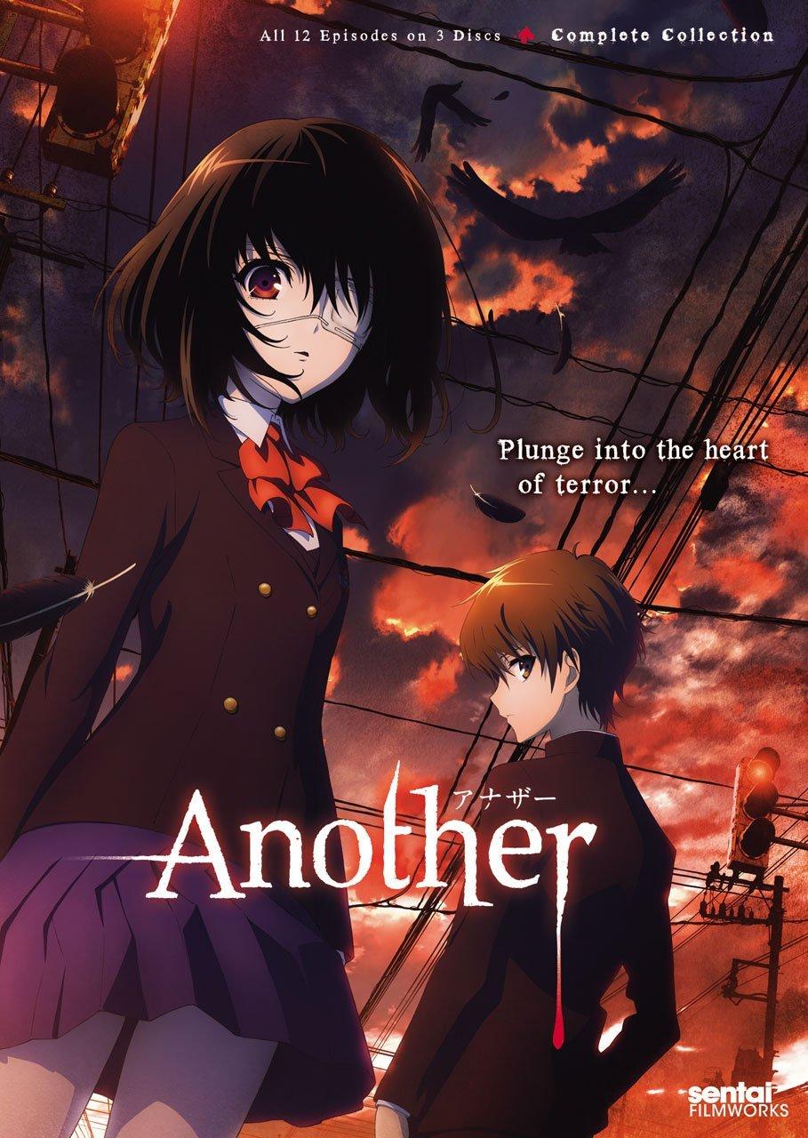 Another อนาเธอร์ ตอนที่ 1-12 พากย์ไทย [จบแล้ว]+OVA