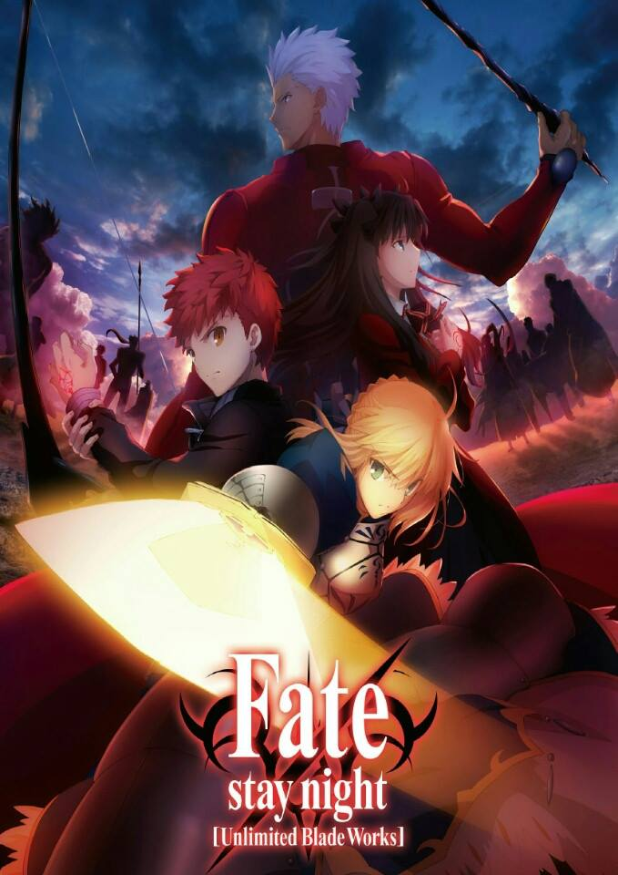 Fate Stay Night Unlimited Blade Works ตอนที่ 0-25 พากย์ไทย [จบแล้ว]+ตอนจบอีกแบบ